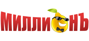 Логотип Миллионъ казино