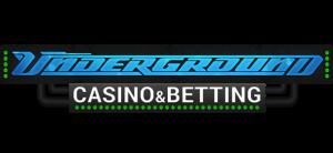 Логотип Underground казино