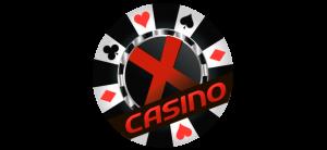 Логотип Х казино