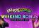 100% бонус в Bonanza Game