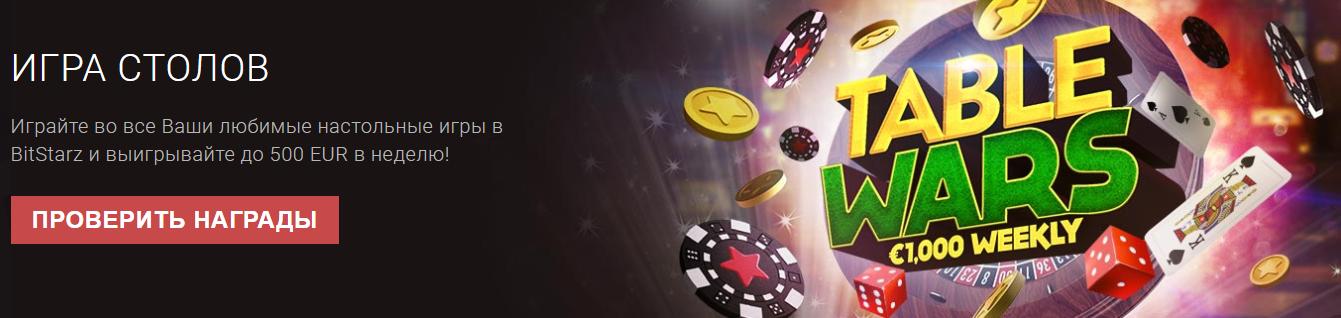 Битстарз казино