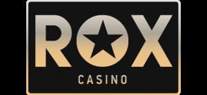 Логотип Рокс казино