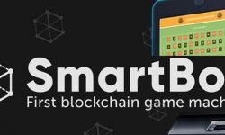 Игровой аппарат SmartBox на блокчейне